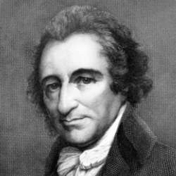 Author Thomas Paine