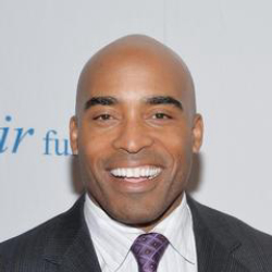 Author Tiki Barber