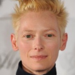 Author Tilda Swinton