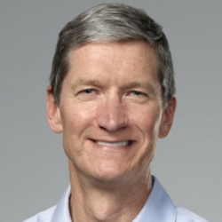 Author Tim Cook