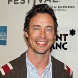 Author Tom Cavanagh