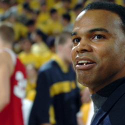 Author Tommy Amaker