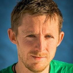Author Tommy Caldwell