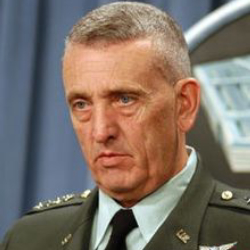 Author Tommy Franks
