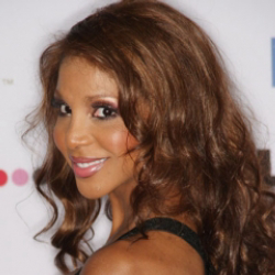 Author Toni Braxton
