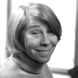 Author Tove Jansson
