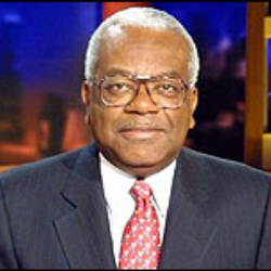 Author Trevor McDonald