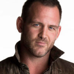 Author Ty Olsson