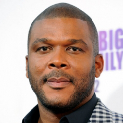 Author Tyler Perry