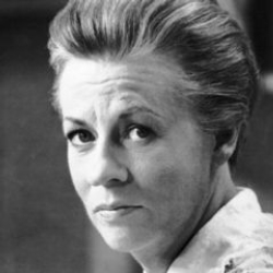 Author Uta Hagen
