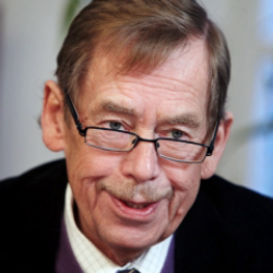 Author Vaclav Havel