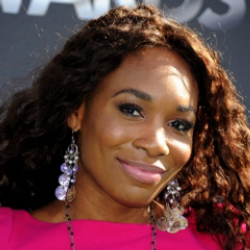 Author Venus Williams
