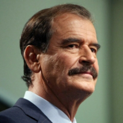 Author Vicente Fox