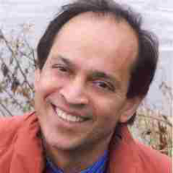 Author Vikram Seth