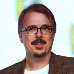 Author Vince Gilligan