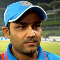 Author Virender Sehwag