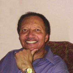 Author Walter Dean Myers