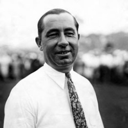 Author Walter Hagen