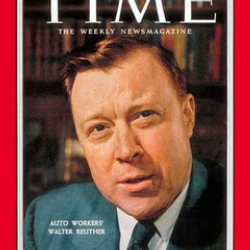 Author Walter Reuther