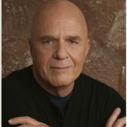 Author Wayne Dyer