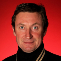 Author Wayne Gretzky