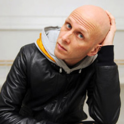 Author Wayne McGregor