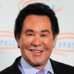 Author Wayne Newton