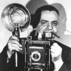 Author Weegee