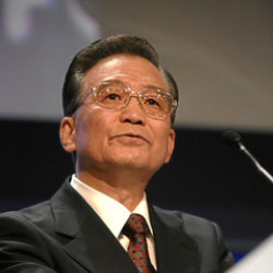 Author Wen Jiabao