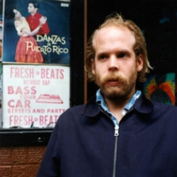 Author Will Oldham
