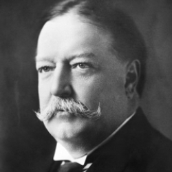 Author William Howard Taft