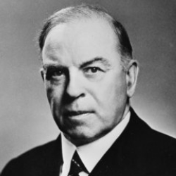 Author William Lyon Mackenzie King