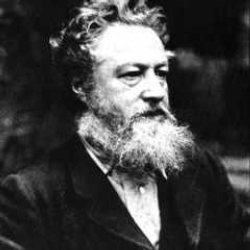 Author William Morris