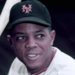 Author Willie Mays