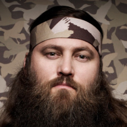 Author Willie Robertson