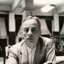 Author Witold Gombrowicz