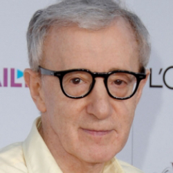 Author Woody Allen