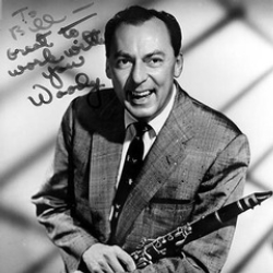 Author Woody Herman
