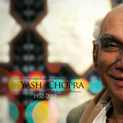 Author Yash Chopra