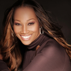Author Yolanda Adams
