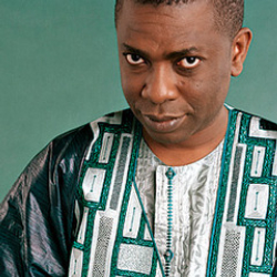 Author Youssou N'Dour