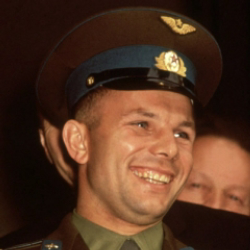 Author Yuri Gagarin