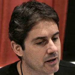 Author Zach Galligan