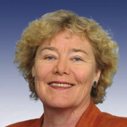 Author Zoe Lofgren