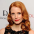 Author Jessica Chastain