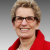 Author Kathleen Wynne