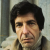 Author Leonard Cohen