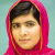 Author Malala Yousafzai