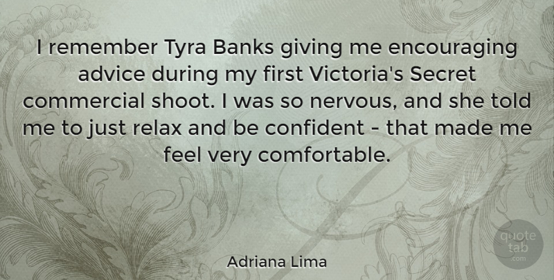 Lovely Adriana Lima: I Remember Tyra Banks Giving Me Encouraging Advice During My.