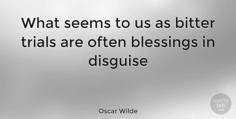 Oscar Wilde Quote About Inspirational, Success, Hope: What Seems To Us As...